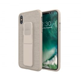 【取扱終了製品】adidas Performance Grip Case iPhone X Sesame