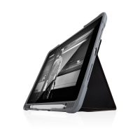 【取扱終了製品】STM dux plus AP iPad 5th/6th Gen black
