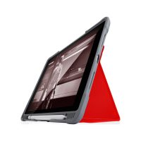 【取扱終了製品】STM dux plus AP iPad 5th/6th Gen red