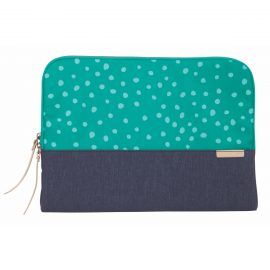 【取扱終了製品】STM grace sleeve 13 teal dot/night sky