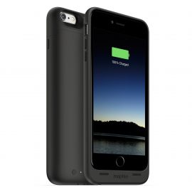 【取扱終了製品】mophie juice pack for iPhone 6s Plus Black