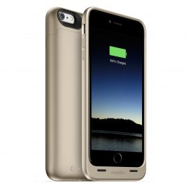 【取扱終了製品】mophie juice pack for iPhone 6s Plus Gold