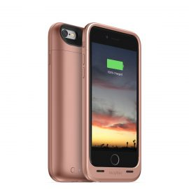 【取扱終了製品】mophie juice pack air for iPhone 6s Rose Gold