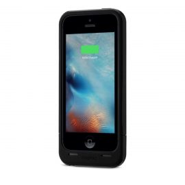 【取扱終了製品】mophie juice pack plus iPhone 5s Black