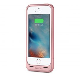 【取扱終了製品】mophie juice pack air iPhone 5s Rose Gold