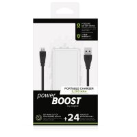 【取扱終了製品】mophie power BOOST White