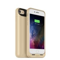 【取扱終了製品】mophie juice pack air iPhone 7 Gold
