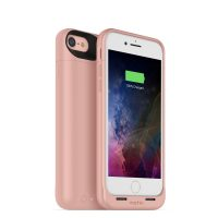 【取扱終了製品】mophie juice pack air iPhone 7 Rose Gold