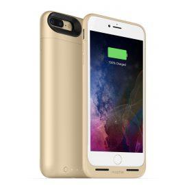 【取扱終了製品】mophie juice pack air iPhone 7 Plus Gold