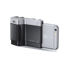 【取扱終了製品】miggo PICTAR ONE iPhone Camera Grip