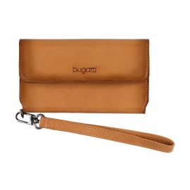 bugatti WMN Booklet Case iPhone 7 Vienna Cognac