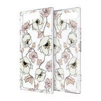 【取扱終了製品】[docomo Select] Kate Spade Protective Hardshell for XPERIA XZ1 Dreamy Floral Cream/Rose