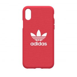 [au+1 Collection Select] adidas Originals adicolor Case iPhone X Red