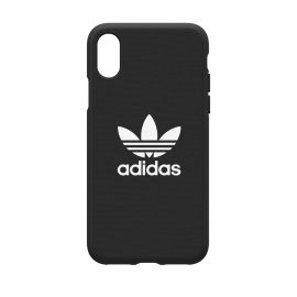 [au+1 Collection Select] adidas Originals adicolor Case iPhone X Black