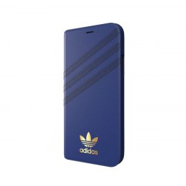 [au+1 Collection Select] adidas Originals SAMBA Book Case iPhone XR night indigo