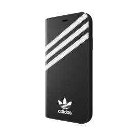 [au+1 Collection Select] adidas Originals SAMBA Book Case iPhone XS Black/White