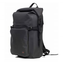 【取扱終了製品】KNOMO Hamilton Backpack 15 Rolltop Black