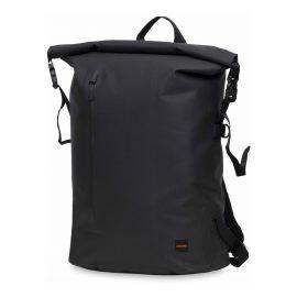【取扱終了製品】KNOMO Cronwell Backpack 15 Rolltop Black