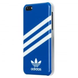【取扱終了製品】adidas Originals iPhone 5c Case Blue/White