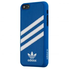 【取扱終了製品】adidas Originals iPhone 5c Moulded Case Blue/White