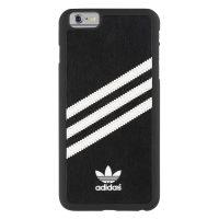 【取扱終了製品】adidas Originals Moulded Case iPhone 6 Plus Black/White