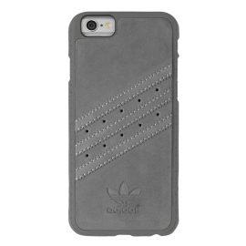 【取扱終了製品】adidas Originals Suede Moulded Case iPhone 6s Grey