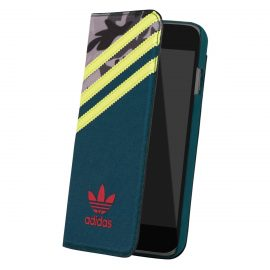 【取扱終了製品】adidas Originals Booklet Case iPhone 6s Oddity Grey
