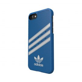 adidas Originals Moulded Case iPhone 7 Bluebird/White