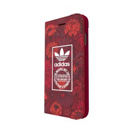 adidas Originals Booklet iPhone 7 Bohemian Red