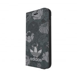 【取扱終了製品】adidas Originals Booklet iPhone 7 Bohemian Grey