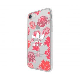 adidas Originals Clear Case iPhone 7 Bohemian Red