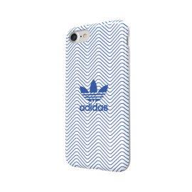 【取扱終了製品】adidas Originals TPU Case iPhone 7 Logo Bluebird