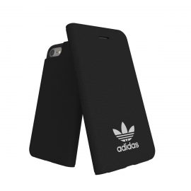 【取扱終了製品】adidas Originals Booklet iPhone 8 Black