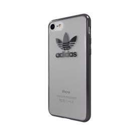 adidas Originals TPU Clear Case iPhone 7 Gunmetal