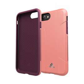 adidas Performance Solo Case iPhone 7 Tactile Rose