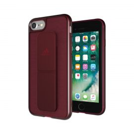 adidas Performance Grip Case iPhone 7 Collegiate Burgundy