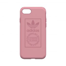 【取扱終了製品】adidas Originals TPU Hard Cover iPhone 8 Tactile Rose