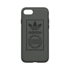 【取扱終了製品】adidas Originals TPU Hard Cover iPhone 8 Shadow Green