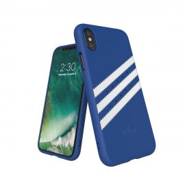 adidas Originals Gazelle Moulded Case iPhone X Collegiate
