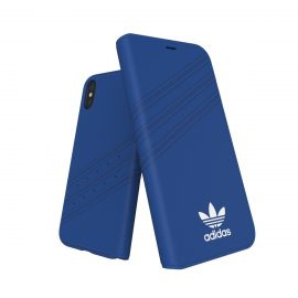 【取扱終了製品】adidas Originals Gazelle Booklet Case iPhone X Collegiate