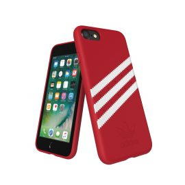 adidas Originals Gazelle Moulded Case iPhone 8 Royal Red/White