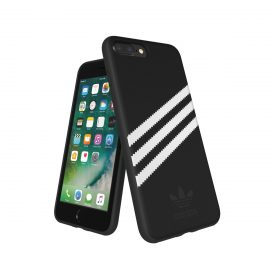 【取扱終了製品】adidas Originals Gazelle Moulded Case iPhone 8 Plus Black/White