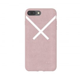 adidas Originals XBYO Moulded Case iPhone 8 Plus Blanch Purple