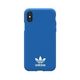 【取扱終了製品】adidas Originals TPU Moulded iPhone X Bluebird/White