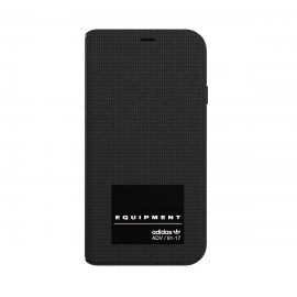 adidas Originals EQT Booklet Case iPhone X Black