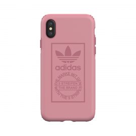 【取扱終了製品】adidas Originals TPU Hard Cover iPhone X Tactile Rose