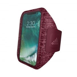 adidas Performance Sport Armband iPhone X Collegiate Burgundy
