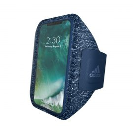 【取扱終了製品】adidas Performance Sport Armband iPhone X Collegiate Navy