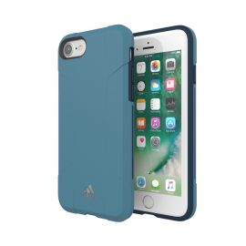 【取扱終了製品】adidas Performance Solo Case iPhone 8 Core Blue
