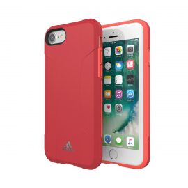 【取扱終了製品】adidas Performance Solo Case iPhone 8 Energy Pink